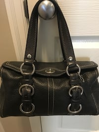 Coach leather purse like new