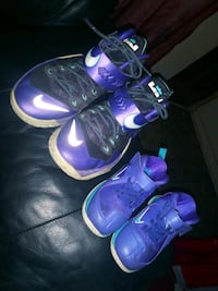 LaBron Sneakers  (7Y & 6C)