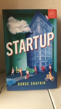 Startup by Doree Shafrir Hardcover Book Alexandria, 22304