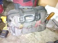 Tool bag with hand tools  Jackson, 38305