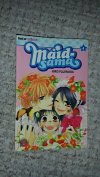 Maid Sama Manga Band 4 null