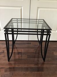 Side table,metal frame Vaughan, L6A 0H4