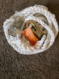NEW ROOFERS PULL ROPE. NEVER USED Las Vegas, 89156