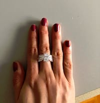 Sterling Silver Ring S-8 Montreal