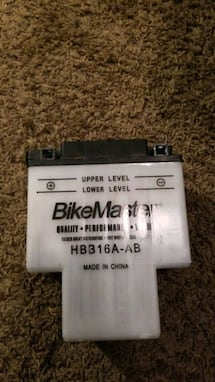 Motorcycle/ATV battery