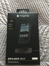 Mophie Juice Pack Dock for IPhone 6 Mississauga, L5M 6J3