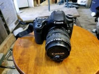 black Canon EOS DSLR camera Seattle, 98133