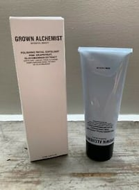 NEW! GROWN ALCHEMIST POLISHING FACIAL EXFOLIANT Vancouver