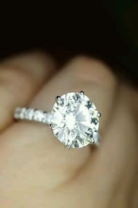 2.50 carat diamond engagement ring