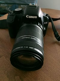 black Canon EOS DSLR camera Seattle, 98125