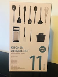 11 pcs brand new set from a pet and smoke free home for only 20$ Vaughan, L6A 3A5