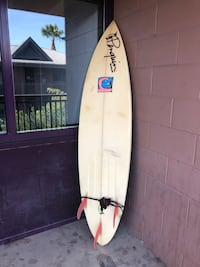 5'8 Penguin        Water tight San Diego, 92145