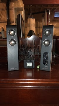 Computer speakers with headphone connection Vaughan, L6A 4K9