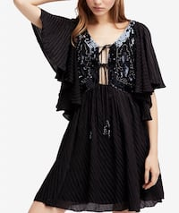 Moonglow Sequin-Embellished CA$49 Size XS,S,M,L,Xl 724 km