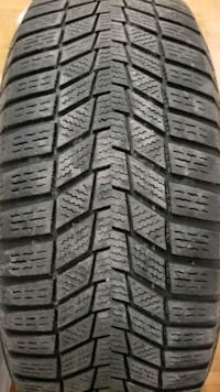 195/65R15 Continental Winter Contact (Used Winter