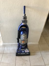 blue and gray upright vacuum cleaner Ontario, 91764