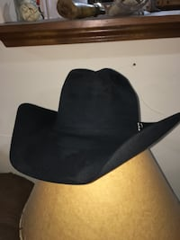 Used RESISTOL BLACK GOLD COWBOY HAT for sale in North ... 6ea3d1fb02ad