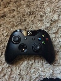 Black xbox one game controller Upper Marlboro, 20774