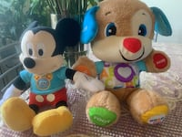 Mickey Mouse & Fisher Price � FIRM PRICES! Fairfax, 22030
