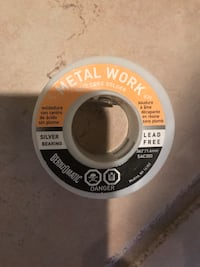 Metal Work SAC 300, 85g. Lead Free Acid Core Solder Vienna, 22182