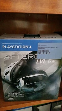LVL5 Gaming headset for/pour  Playstation 4 Montréal, H4B 1Y3