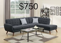 New sectional couch / free delivery  Garden Grove