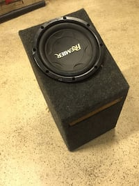 "12"" pioneer premier subs with ported box Clarkstown, 10956"
