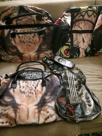 Iron Fist bag and purse collection