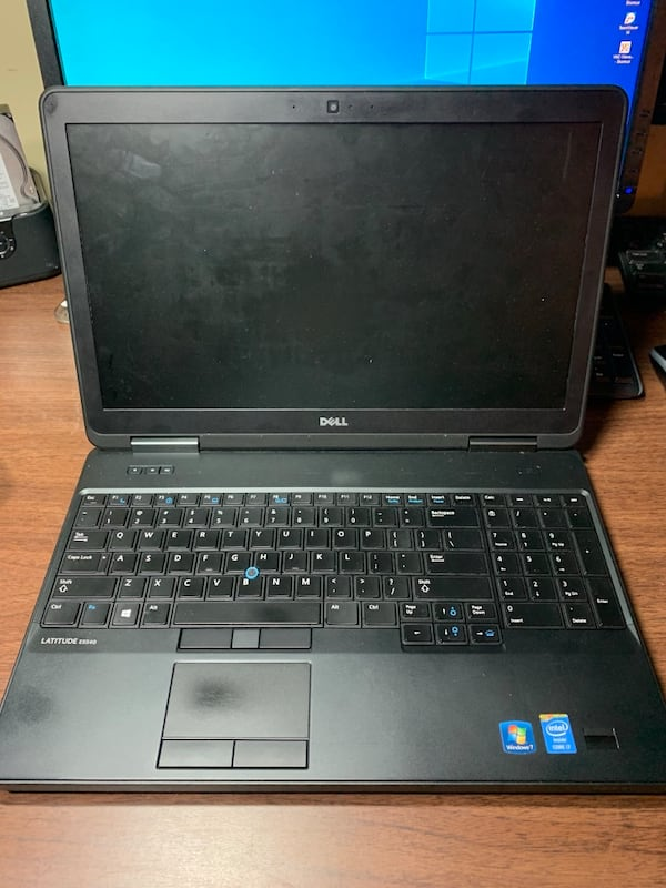 Dell I7 business laptop 2