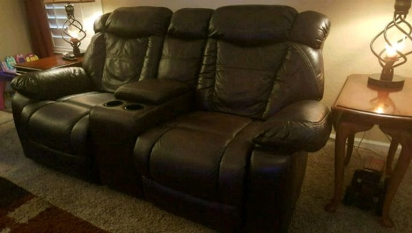 Couches with 5 rockers and 5 recliners