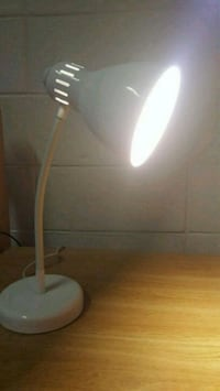 white and gray desk lamp Piscataway Township, 08854