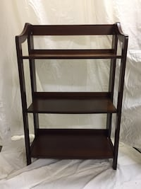 Clifton low folding shelf-Pier 1 Alexandria, 22206