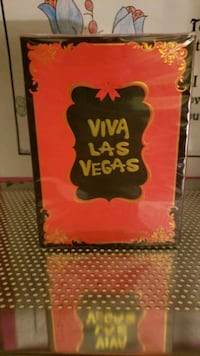 NEW SEALED Viva La Vegas Perfume
