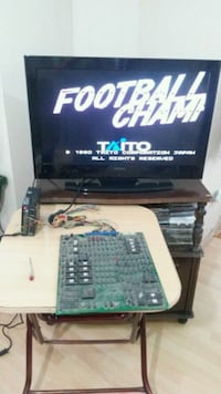 FOOTBALL CHAMP ARCADE OYUN KARTI