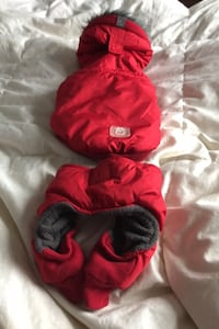 GF PET 2pc Whistler snowsuit