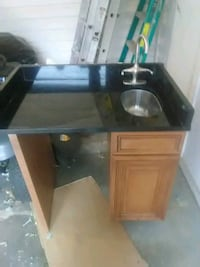 granite minibar with sink Woodbridge, 22191