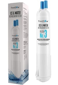 New unused Freshflow refrigerator water filter No.3