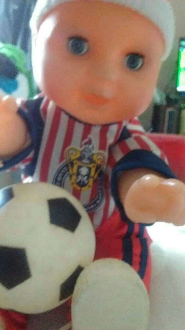 7c5781087ac Used baby doll in soccer jersey for sale in Oxnard - letgo