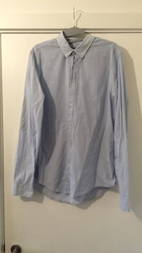 Mens Zara size 40 slim fit shirt  London, E1 3FY