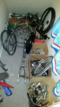 Bmx parts clearance  Montréal, H1K 3K2