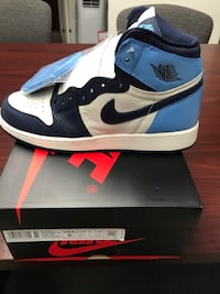 Air Jordan 1 UNC GS size 6.0 Rockville, 20852