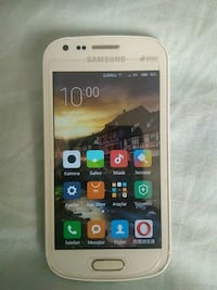 Beyaz Samsung Galaxy S3 mini 8827 km
