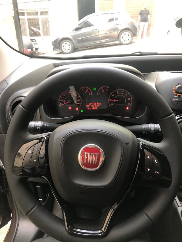 2017 Fiat Fiorino PANORAMA 1.3 MJT 75 HP EMOTION 5