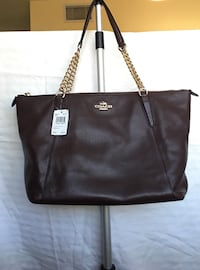 Coach Burgundy Ava Shoulder Bag  Poway, 92064