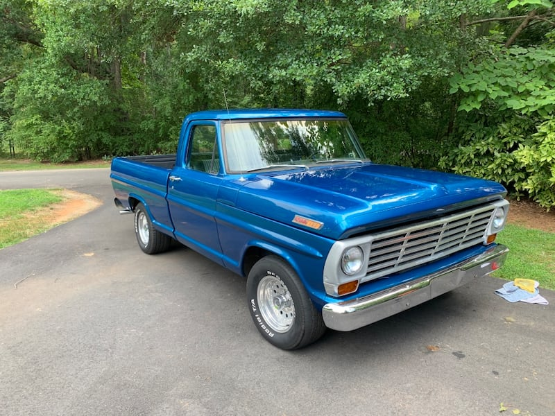 Ford - F-100 - 1967 0