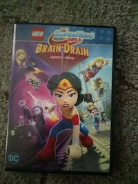 DC SuperHero Girls Brain Drain original story