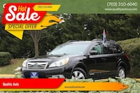 Subaru Outback 2010 Sterling
