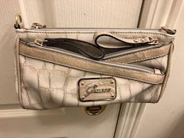 Guess Crossbody Clutch $50