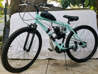 Nice 80cc motorized bicycle 44 mph runs great Seffner, 33584