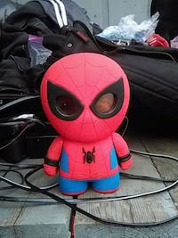 Spiderman Bluetooth USB speaker